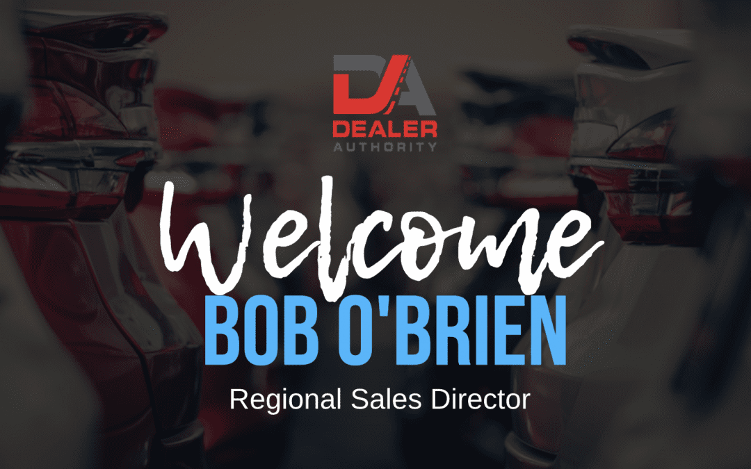 Dealer Authority Welcomes a New Regional Sales Director