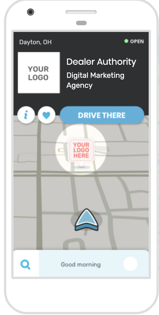 Oh, baby, I love your    Waze? Waze Advertising for Car