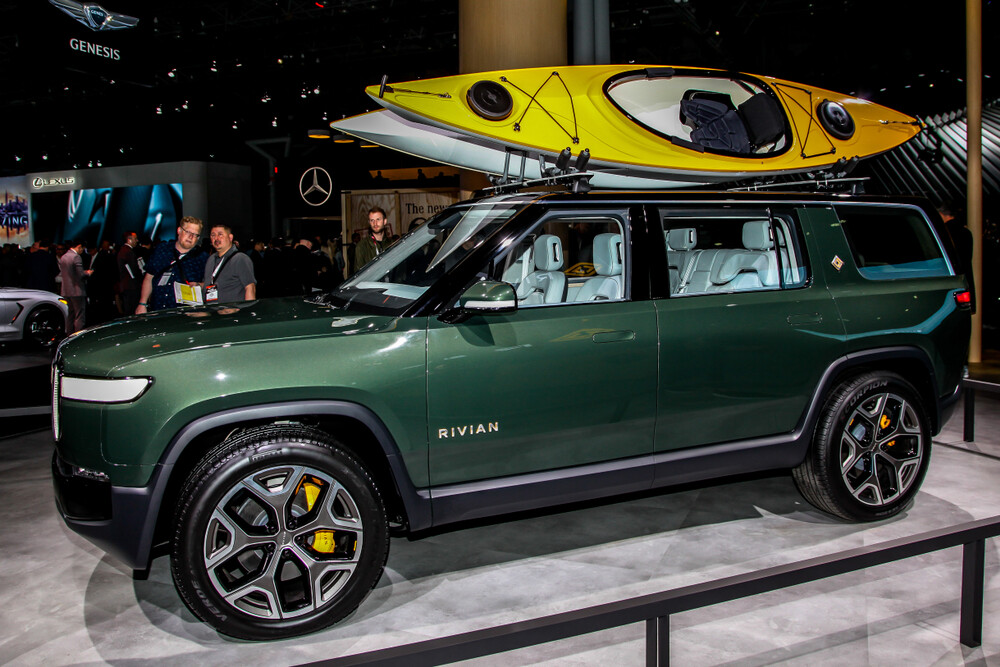 Cars We're Into – Rivian R1S All-Electric SUV