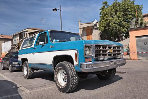 Chevrolet K5 Blazer (1979)