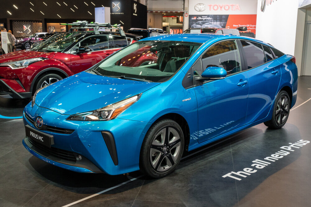 Cars We're Into – 2019 Toyota Prius AWD-e