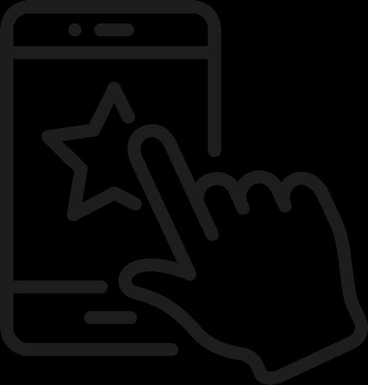 Mobile Reviews Icon